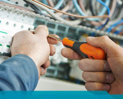 Auxiliar en instalaciones eléctricas domiciliarias