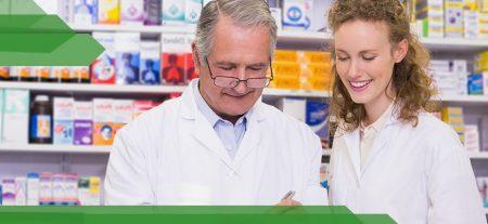 Auxiliar en farmacia