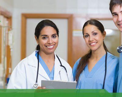 Auxiliar en enfermería con orientación geriátrica y domiciliaria